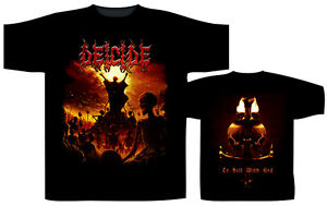 DEICIDE-To-hell-with-god-T-Shirt
