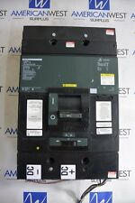Square D Mhl3660033dc1625 Mhl36600dc 3p 600 Amp Dc Circuit Breaker Tested