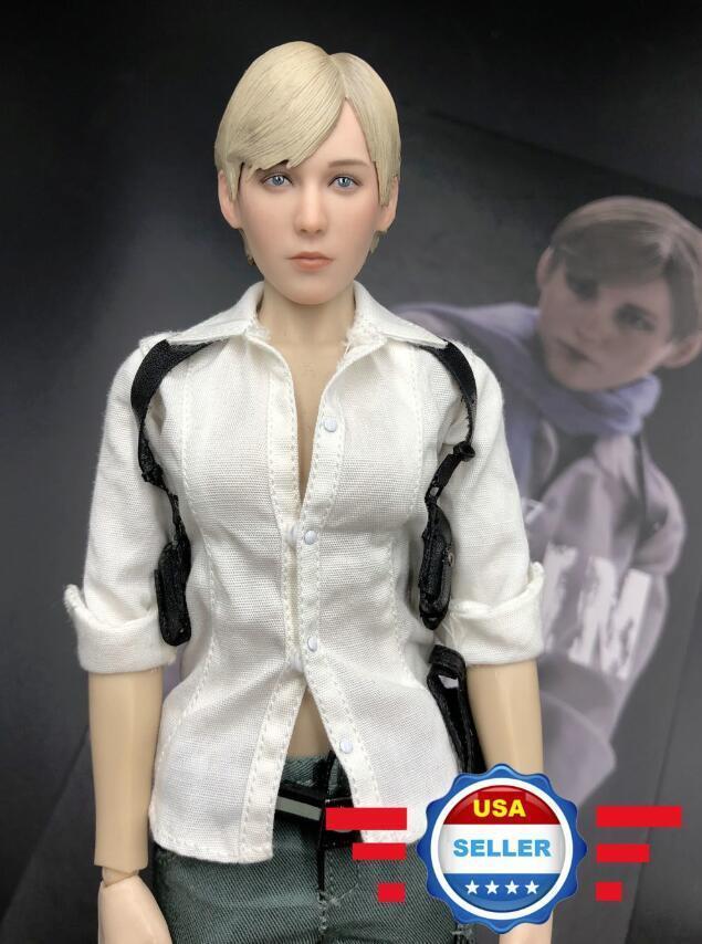 SWToys 1 6 6 6 Resident Evil 6 Sherry Birkin Female Figure FULL Set FS017 69948d