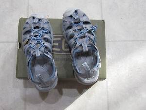 f5dc30b98101 NW OB KEEN Women s Shoes– Whisper – Size 10 – Color– Blue Shadow ...