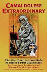 Camaldolese Extraordinary by Blessed Paul Giustiniani, Dom Jean LeClercq (Paperback / softback, 2009)
