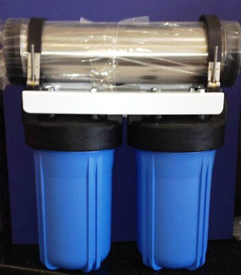 PREMIER WORKHORSE Hydroponic Reverse Osmosis WATER FILTER SYSTEM 1000 GPD SXT10
