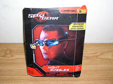 SPY GEAR SECRET AGENT SEE IN THE DARK NIGHT GOGGLES BY SPIN MASTER