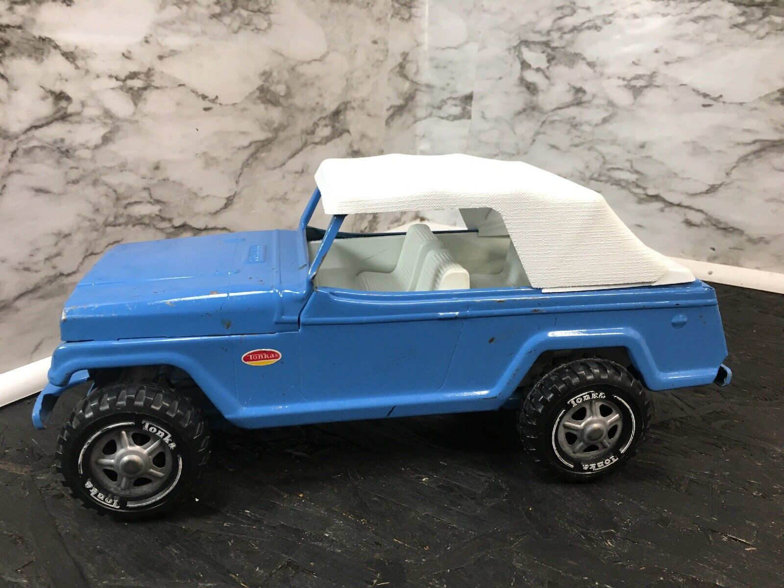 RARE vintage TONKA Jeepster Made in the USA-livraison rapide M1