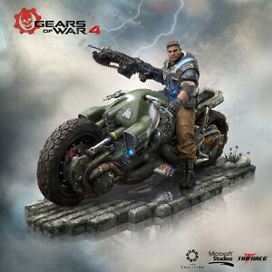 Gears-of-War-4-Collector-039-s-Edition-PVC-Statue-JD-Fenix-28-cm-Triforce