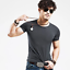 T-Shirt-Cotton-Neck-in-V-Fitness thumbnail 53