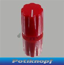 Orrecguitarparts Bottone-EPRG - 007-rd - orrecguitarparts KNOB amp Bottone Manopola per lisci U. perno rotella da