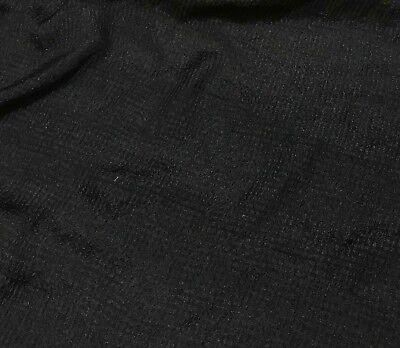White Gingham Seersucker Gauze Silk Chiffon Fabric