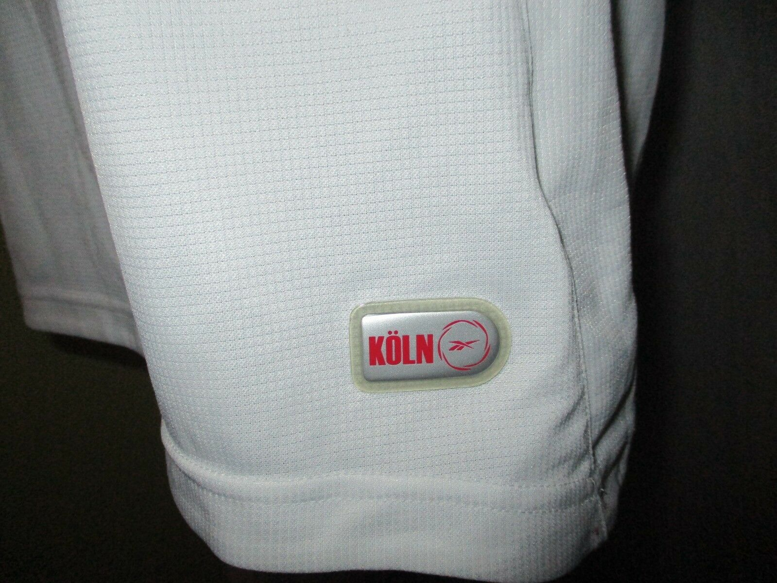 1.FC Köln Original Original Original Reebok Heim Trikot 2011/12