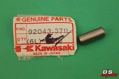 Genuine Kawasaki Jet-Ski JF 10 X 25 Engine Hood Pin 92043-3711