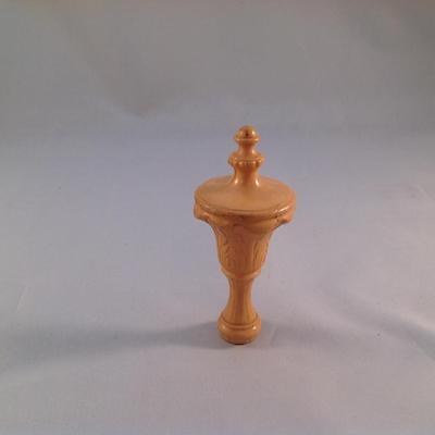 "Beautiful Brass Kylin Qilin Lamp Finial 3.5/"""
