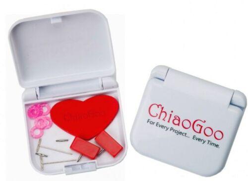 ChiaoGoo Mini Zubehör Set  7x6,5 cm Mini Tool Kit CG7599M