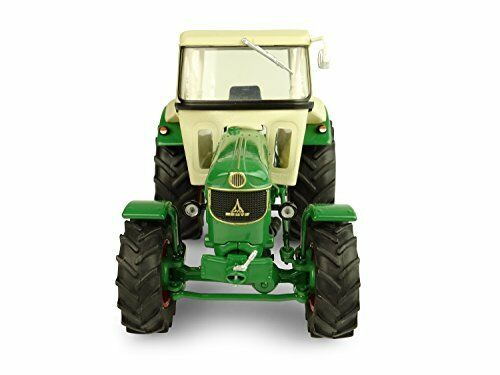 Deutz D6005 4wd 4wd 4wd With Cabin Tractor 1 32 Model 5253 UNIVERSAL HOBBIES 424515