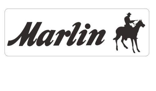 Marlin Sticker USA Gun WEAPON Rifle PISTOL Ammo R267 CHOOSE SIZE FROM DROPDOWN