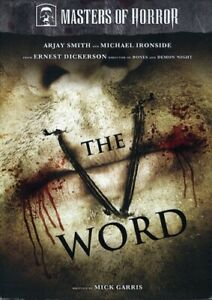 Masters of Horror: The V Word (DVD) : Arjay Smith & Michael Ironside