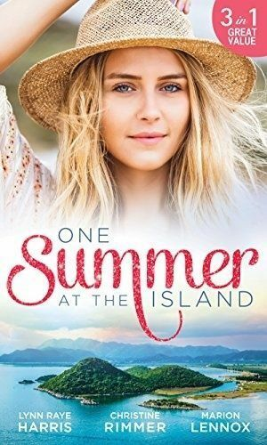1 of 1 - One Summer At The Island- Pb  BOOK NEW