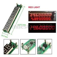 0.1MHz~1000MHz PLJ-8LED-H Frequency Counter Meter Tester Cymometer LED Display