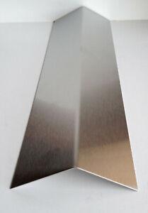 Gasgrill Aromaschiene aus Edelstahl 5 Stück 625x60//60mm Öffnungsweite 60mm