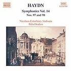 Franz Joseph Haydn - Haydn: Symphonies, Vol. 14 (Nos. 97 & 98, 1995)