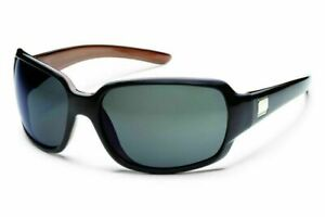 New-Authentic-Suncloud-Cookie-Polarized-Sunglasses-Black-Back-paint-amp-Grey-Lens