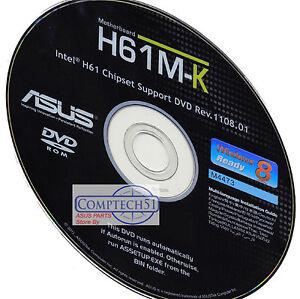 ASUS H61M-K Realtek Audio Driver for PC