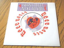 ROSE ROYCE - I WANNA GET NEXT TO YOU / PUT YOUR MONEY WHERE YOUR MOUTH IS