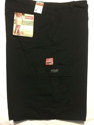 You Pick Wrangler CARGO Relaxed Fit Men Shorts Hits At Knee Casual Walking