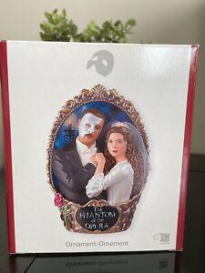 Carlton Cards Fantasma De La ópera Piensa En Mí Ornamento Ebay