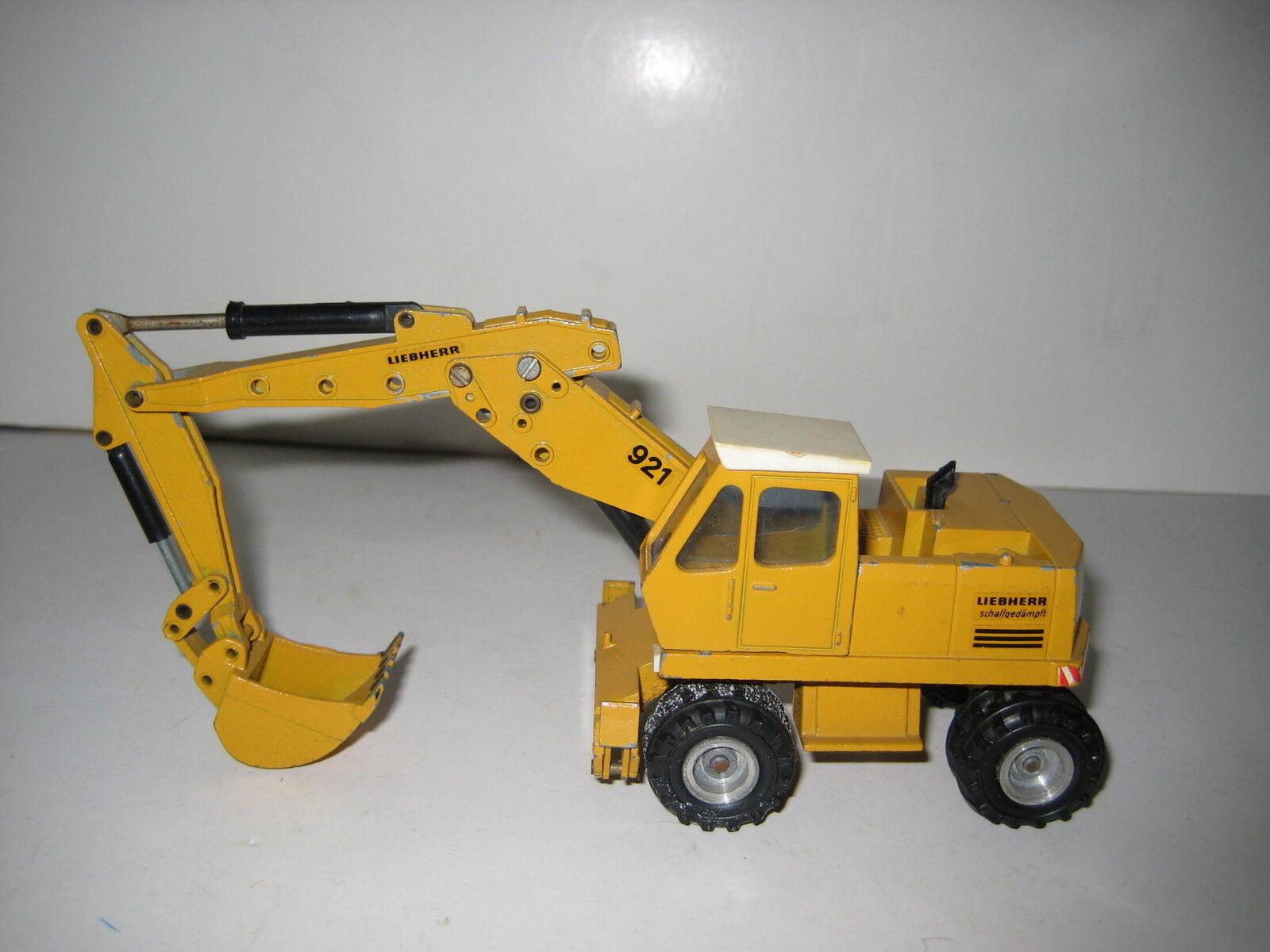 Liebherr a, 921 Excavator Bucket Mobile \352.2 Gescha 1