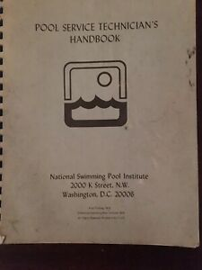 Vintage-1970-National-Swimming-Pool-Institute-Pool-Service-Manual-Handbook