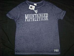 Victoria/'s Secret PINK Miami Marlins Stealing Bases Shirt NWT Medium