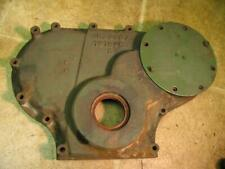 Oliver Tractor Diesel Front Timing Gear Cover 163968a 191945 1550 1555 1750 1755