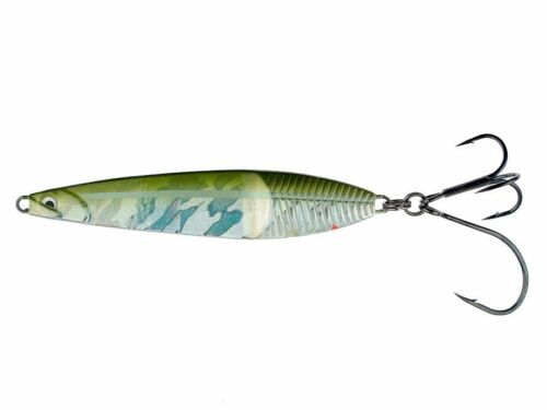 Savage Gear Seeker ISP 98mm 23g spoon with fluorescent points