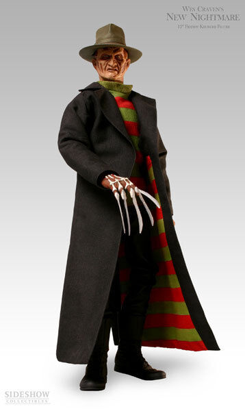 Sideshow Wes Cravens New Nightmare Frotdie Krueger 1 6 Limited Edition Figure