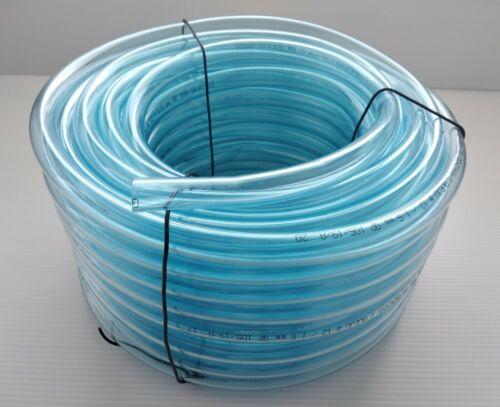 Schlauch Meterware Benzin Luft Aquarium 2 3 4 5 6 7 8 9 10 12 14 16 mm TOP!