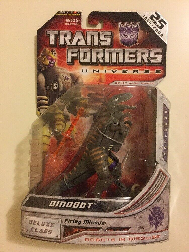 Transformers Universe Beast War Series Deluxe Class Dinobot