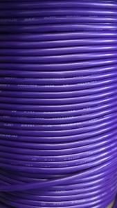 Violet 2.5 mm Tri évalué AUTOMOBILE DC Marine Câble 12 V 30amp 1-100 M Faisceau De Câbles