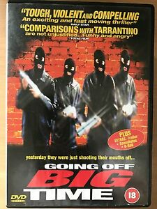 Going-Off-Big-Time-DVD-Liverpool-Crime-Film-Largeur-Stan-Boardman-Bernard-Hill