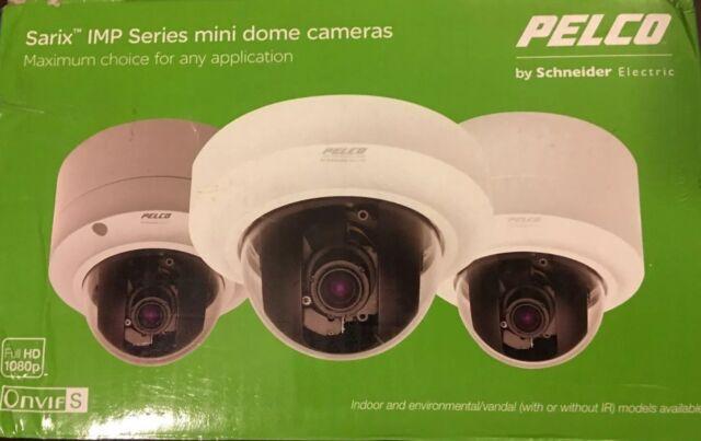 Pelco Sarix IMP121-1ES IP Camera Drivers (2019)