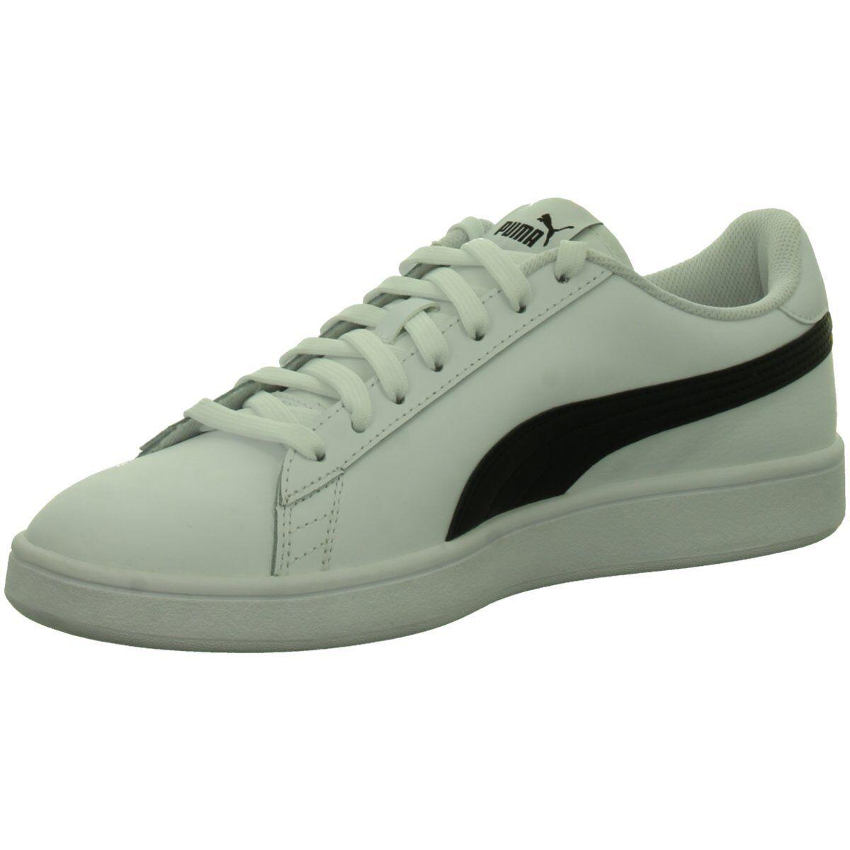 NEU Puma Herren Sneaker Training  Smash v2 L 365215 01 weiß 416456