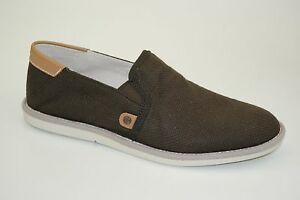 Timberland-City-Shuffler-Fabric-Slip-On-Halbschuhe-Slipper-Herren-Schuhe-9246B