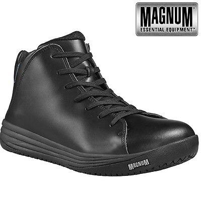 Para hombres Cuero Healthcare Medical Nurses MAGNUM CHEFS CAMAREROS Zapatilla Zapato Botas S