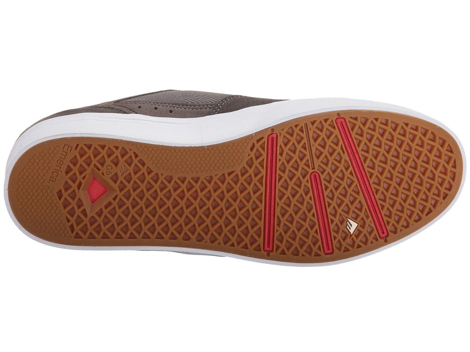 mens schuhe emerica empire g6 skateboard - schuhe mens für grau - weiß 636bba