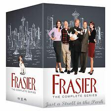 Frasier Complete TV Series Seasons 1 2 3 4 5 6 7 8 9 10 11 DVD Box Set NEW!