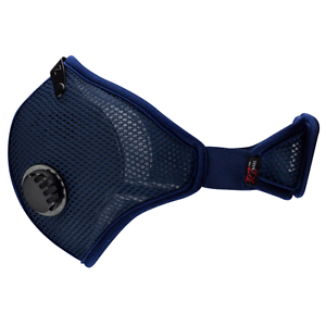 RZ-Mask-M2-Mesh-Navy-Blue-sizes-M-L-XL-anti-pollution-cycling-sport-mask