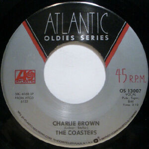 THE-COASTERS-Charlie-Brown-7-034-45