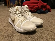 new arrival f263f c6135 item 3 NEW NIKE KYRIE 3 FINALS WHITE gold basketball shoes 852395-902 Size  10.5 -NEW NIKE KYRIE 3 FINALS WHITE gold basketball shoes 852395-902 Size  10.5