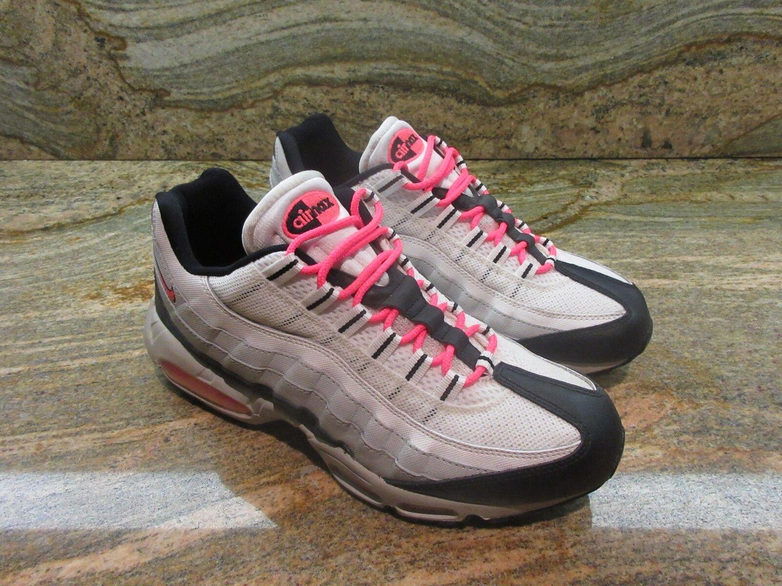 2008 Nike Air Max 95 95 95 Premium SZ 9.5 Hot Lava Rebel Pack Infrarosso OG 609048-182 a251a3