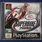 PS1 - Playstation ► Superbike 2000 ◄ TOP