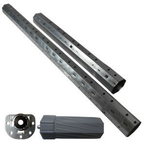 anerkannte Marken online hier Luxus kaufen Rollladenwelle Rolladenwelle SW60 Stahlwelle Welle für ...